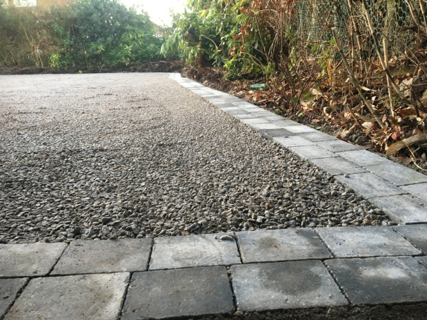 gravel driveways stockport,