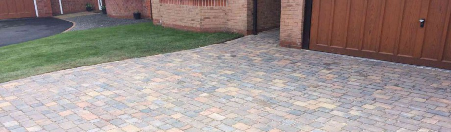 block paving driveways stockport